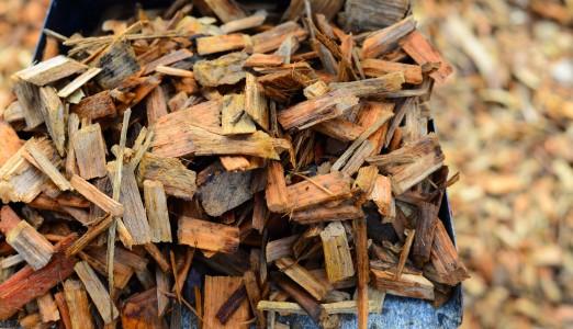 Hard Woodchips