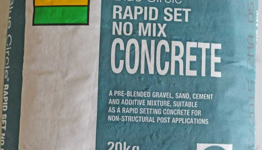 Rapid Set Concrete - 20kg